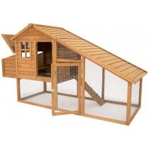 Hillside Extra Large 7ft Chicken Coop