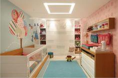 Quarto de menino e menina - dicas para decoração de quarto compartilhado | Macetes de Mãe
