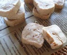 「サクサク黒糖とクルミの米粉クッキー」わちっこ | お菓子・パンのレシピや作り方【corecle*コレクル】