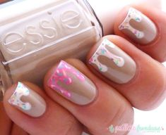This would have to be one of my fav nail arts!