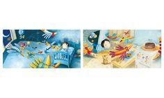 Valeria Docampo - Children's Ilustration