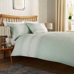 Bibury Duvet Quilt Bedding Set | Duck Egg – Linens Range