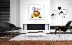 fauteuil Vespa Vintage, Decoration, Cool Designs, Fun, Inspiration, Home Decor, Lounge Chairs, Decor, Biblical Inspiration