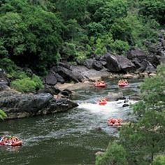Visit Cairns - Barron River Whitewater Rafting - http://www.visitcairns.com.au/store/Product.aspx?ProductID=9359a8de-571e-453a-bb86-c902ae183a7e