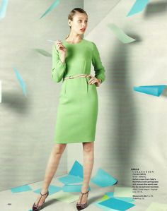 J.Crew August 2012 Style Guide0032 by Fabulous Florida Mommy, via Flickr, love this dress!