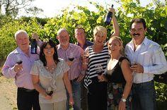 McLaren Vale III Associates Winery Team - yes we're always this happy!