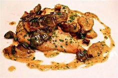 Top Chef All Star Fabio Viviani shares his simple and delicious recipe for classic Chicken Marsala.