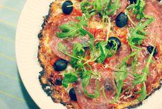 Lullaby & La La: Blomkålspizza