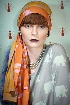 head scarf ideas