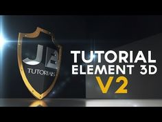 Element 3D V2 Tutorial - Top 5 New Features V2.2 (After Effects E3D Version 2.2) - Sean Frangella - YouTube