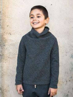 e1756af3c7b1 17 Best Hand knitted balaclava for children   baby. 100% Merino ...