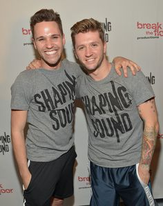 Travis Wall and Nick Lazzarini Photos - Shaping Sound Dance ...