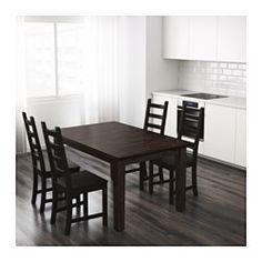IKEA - STORNÄS, Tavolo allungabile, 1 asse prolunga inclusa.Tavolo estensibile con 1 prolunga: fa spazio a 4-6 persone e permette di adattare la misura del piano alle tue esigenze.L'asse prolunga inclusa si può tenere a portata di mano sotto il piano del tavolo.Pino massiccio: un materiale naturale che conserva nel tempo la sua bellezza.