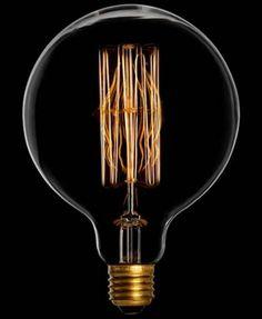 Danlamp Mega Edison lyktlampa med karbontråd