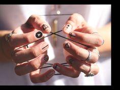 Nail Art - Quinn Cooper Style