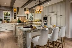 Toll Brothers - Gourmet Kitchen