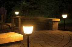 Adding lighting to a home can prove profitable. LED lights are all the rage, but NuTone has taken it a step further. Even though mosquitos have mostly left due to the increasingly cold weather, home owners should be preparing for the spring. Types Of Lighting, Strip Lighting, Outdoor Lighting, Led Replacement Bulbs, Autumn Lights, Landscape Lighting, Solar Lights, Backyard, Outdoor Stores