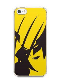 Capa Iphone 5/S Wolverine - SmartCases - Acessórios para celulares e tablets :)