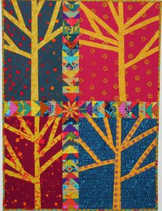 Pinkadot Quilts: Colour My World