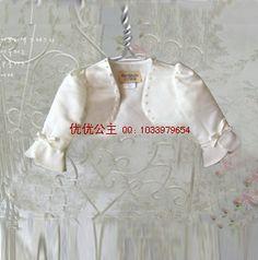 Princess cape long-sleeve cape flower girl cape formal dress cape child shrug $19.34