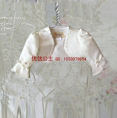 Princess cape long-sleeve cape flower girl cape formal dress cape child shrug $19.34