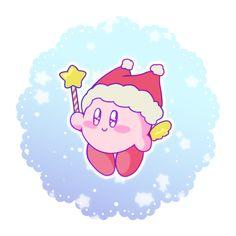 Kirby by lelappi.deviantart.com on @DeviantArt