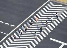 >crosswalk Subtle cues can create profound change. Finalist in the 2015 Lexus Design. >
