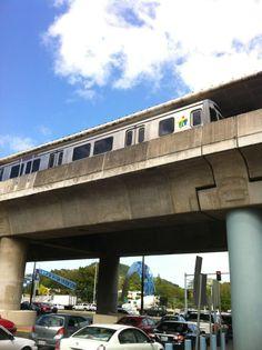 El Tren in Bayamon , Puerto Rico