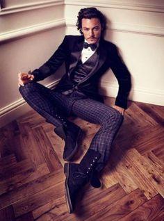 連小S都愛他!英國型男路克伊凡斯 Luke Evans - Page 2 | manfashion這樣變型男-最平易近人的男性時尚網站