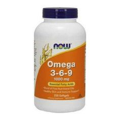 NOW Omega 1000 Softgels at Health and Personal Care Product Search - now foods omega 3 6 9 250 softgels helps to support cardiovascular health Omega 3 6 9, Omega 3 Supplements, Omega Oils, All Vitamins, Pumpkin Seed Oil, Cardiovascular Health, Essential Fatty Acids, Fish Oil, Health And Beauty