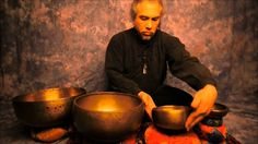 Root Chakra Meditation with Four Antique C Note Tibetan bowls of the highest order. C is the corresponding Root Chakra Tone for healing and adjustment and we...