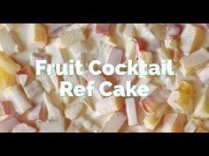 Fruit Cocktail Ref Cake | Yummy Ph