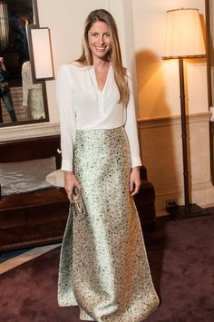 Photos: Chanel and the Society of Memorial Sloan-Kettering Host a Benefit – Vogue
