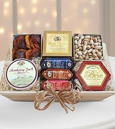 best gourmet food gift baskets for 2015 holiday corporate gift ideas corporate christmas gifts