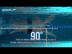 Speedo tutorial - Stile libero: l'assetto - YouTube