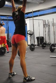 Olympic lifts are for girls!