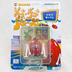 Kubrick Ugo Ugo Ruga Ichigo Seijin Figure Medicom Toy Fuji TV JAPAN ANIME #MedicomToy
