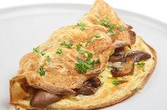 Mushroom omelette - Tesco Real Food
