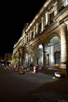 Palacio Municipal Centro Guadalajara Jalisco Mexico