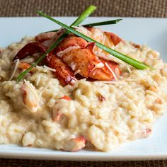 We tend to binge watch Gordon Ramsay shows and we have always loved the look of Gordon Ramsay Hell's Kitchen Lobster Risotto Recipe....