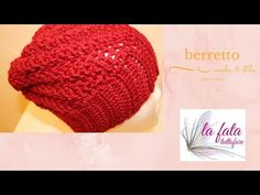 TUTORIAL: cappello da uomo/ hat crochet by lafatatuttofare-Materiali www.tessiland.com - YouTube Yuo Tube, Knitted Hats, Crochet Hats, Projects To Try, Beanie, Knitting, Crafts, Hobby, Fashion
