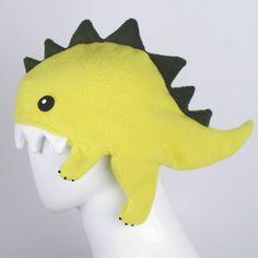 Gorro de dinosaurio todo cute