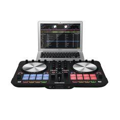 Kontroler Beatmix 2 MK2 Reloop | Sprzęt dla DJ \ Kontrolery DJ PREZENTY \ Dla Niego | Sprzet-Dyskotekowy.pl - największy i najtańszy sklep internetowy z oświetleniem i nagłośnieniem w Polsce