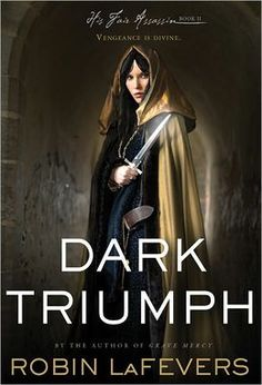 Dark Triumph by Robin LaFevers. The second book in the His Fair Assassin series. I loved it as much as the first, if not more. I can hardly wait for the next book!
