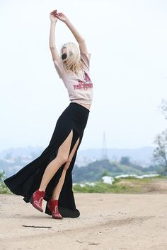 Angels wanna wear my red shoes (by Jenny  Parry) http://lookbook.nu/look/4584701-angels-wanna-wear-my-red-shoes