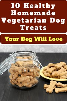 Are you looking for a healthy homemade dog treats to booster your puppy diet? I have here 7 healthy homemade vegetarian dog treats your dog will love. Dog Cookie Recipes, Homemade Dog Cookies, Dog Biscuit Recipes, Homemade Dog Food, Dog Treat Recipes, Healthy Dog Treats, Dog Food Recipes, Food Tips, Vegetarian