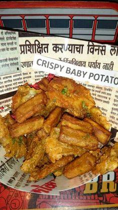 Crisp potato