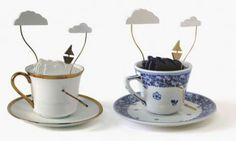 Storm in a Teacup by John Lumbus