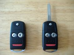 Switchblade key for Acura RSX