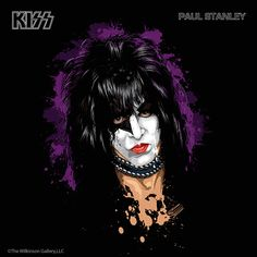 Paul Stanley, co-founder of Kiss has been the frontman and guitarist from 1974 - Present. Real name: Stanley Bert Eisen. Born in Manhatten, New York City on January 20th, 1952.
